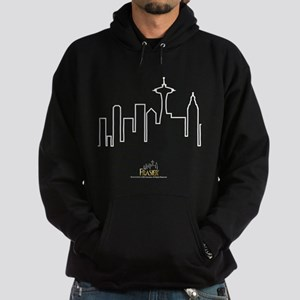 Frasier: Skyline Design Hoodie (dark)