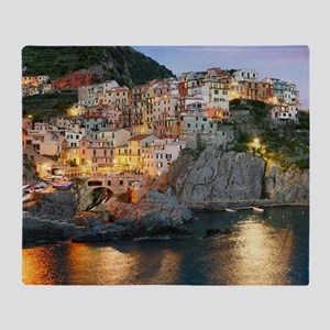 MANAROLA ITALY Throw Blanket