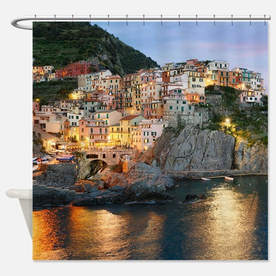 MANAROLA ITALY Shower Curtain
