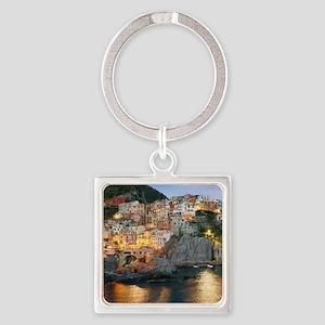 MANAROLA ITALY Square Keychain