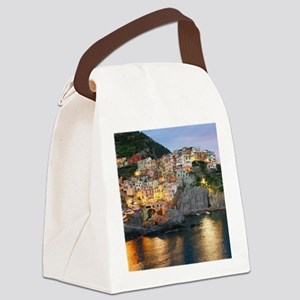 MANAROLA ITALY Canvas Lunch Bag