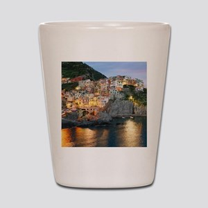 MANAROLA ITALY Shot Glass