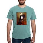 MP-LINCOLN-FoxT-1 Mens Comfort Colors Shirt