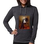MP-LINCOLN-FoxT-1 Womens Hooded Shirt