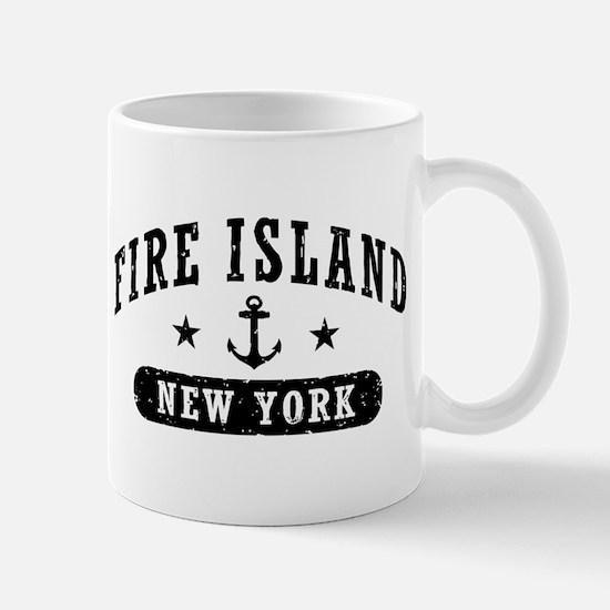 Fire Island NY Mug