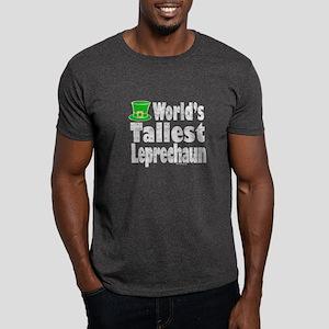 Tallest Leprechaun Vintage St. Patrick's D T-Shirt