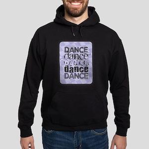 Dance Purple Hoodie (dark)