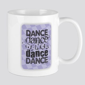 Dance Purple Mugs