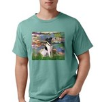 MP-LILIES2-FoxT-1 Mens Comfort Colors Shirt