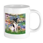 MP-LILIES2-FoxT-1 20 oz Ceramic Mega Mug