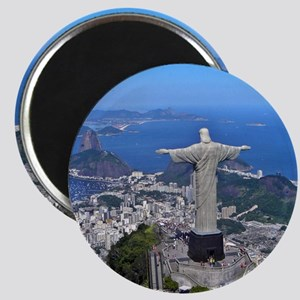 CHRIST ON CORCOVADO Magnet
