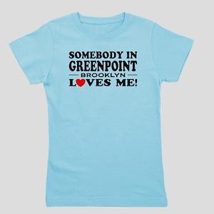Greenpoint Brooklyn Girl's Tee