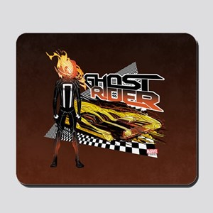 Ghost Rider Speed Mousepad