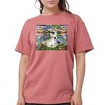 TR-Lilies2-FBD1-NF Womens Comfort Colors Shirt
