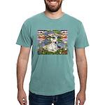 TR-Lilies2-FBD1-NF Mens Comfort Colors Shirt