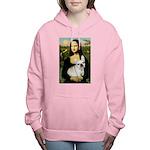 card-Mona-FBD3 Women's Hooded Sweatshirt