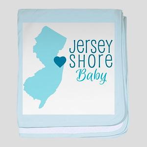 NJ Shore Baby baby blanket