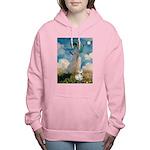 TR-Umbrella-FBD1 Women's Hooded Sweatshirt