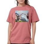 MP-CREATION-GSEHP10 Womens Comfort Colors Shir