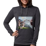 MP-CREATION-GSEHP10 Womens Hooded Shirt
