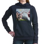 MP-CREATION-GSEHP10 Women's Hooded Sweatshirt