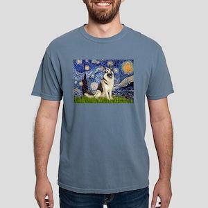 MP-STARRY--GSehp9 Mens Comfort Colors Shirt