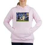 MP-STARRY--GSehp9 Women's Hooded Sweatshirt