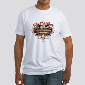 Ghost Rider Vintage Fitted T-Shirt