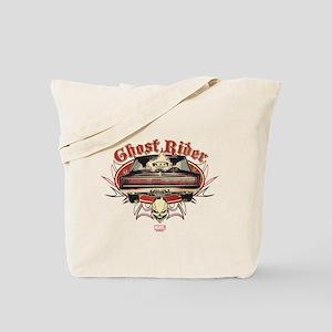 Ghost Rider Vintage Tote Bag