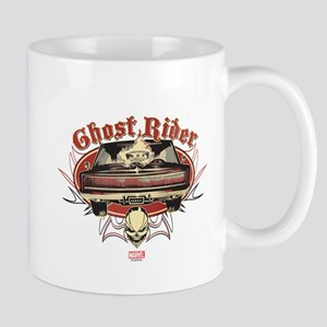 Ghost Rider Vintage Mug