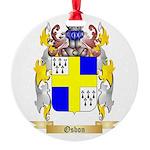 Osbon Round Ornament