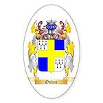 Osbon Sticker (Oval 50 pk)