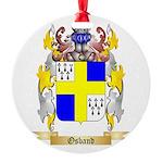 Osband Round Ornament