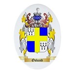 Osband Oval Ornament