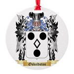 Osbaldston Round Ornament