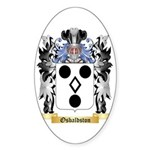Osbaldston Sticker (Oval)