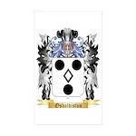 Osbaldiston Sticker (Rectangle 50 pk)