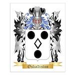 Osbaldiston Small Poster