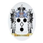 Osbaldiston Oval Ornament