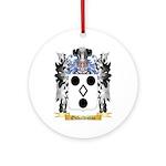 Osbaldiston Round Ornament