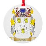 Orwell Round Ornament
