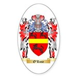 O'Ruse Sticker (Oval 50 pk)