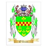 O'Ruan Small Poster