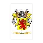 Ortis Sticker (Rectangle)