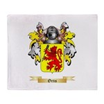 Ortis Throw Blanket