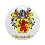 Ortis Round Ornament