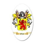 Ortet 20x12 Oval Wall Decal