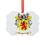 Ortet Picture Ornament
