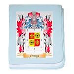 Ortega baby blanket
