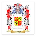 Ortega Square Car Magnet 3